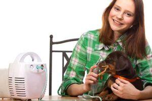 verkouden huisdier kennelhoest fysiologisch zout voor huisdieren